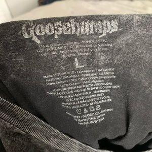 Goosebumps Shirts - Goosebumps Tee